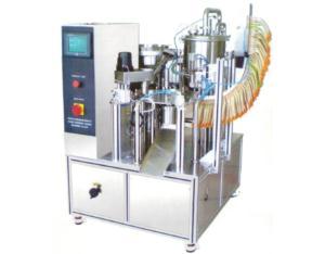 Liquid packaging machinery > > YBJ-4( XP-200) of quantitative filling machine