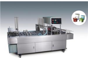 BG60V/BG32V automatic cup filling and sealing machine