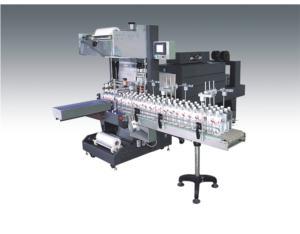 BZJ800 automatic cuff type shrink film packaging machine
