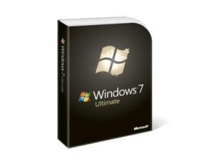 Microsoft®  Windows 7