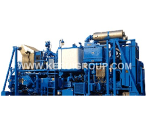 skid-mounted cementing equipment