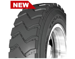 Truck Tyre TRIANGLE Tires for Mines TR681-JS