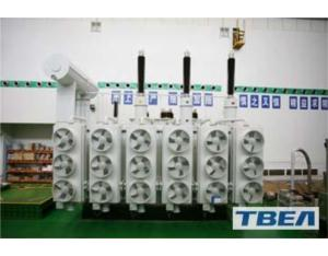 Power transformer with the type of SFP-720000-220