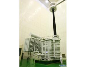 EHV shunt reactors with the type of BKD-320MVar/1100kV