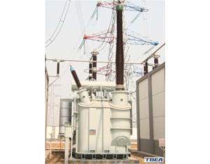 BKD-40Mvar/525kV Shunt Reactors