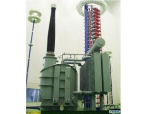 Shunt reactor with the type of BKD-50Mvar/500kV