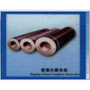 200mm below the natural graphite electrode