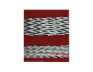 Flat wire rope