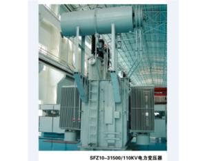 SFZ10-31500/110KV Power Transformer