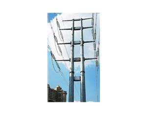 Transmission lines stem