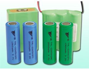 22650 cylindrical/prismatic Li-ion batteries