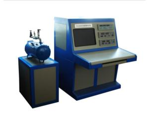 Air compressor performance testing system