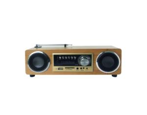 SR270-N bamboo multi-functional speaker