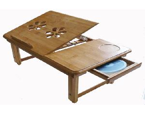 FT1301-N bamboo notebook computer desk