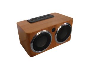 S40-N bamboo speakers