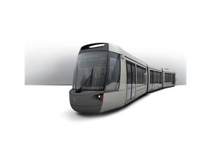 Citadis Compact, a tramway dedicated to medium-sized cities. Alstom Transport