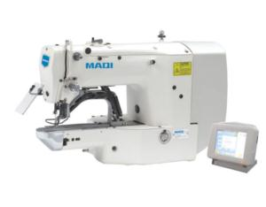 LS-T1900ASS High speed direct drive electronic bar-tacking sewing machine