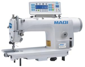 LS 8700MX-D2 High speed direct drive lockstitch sewing machine series