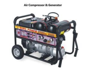 Air Compressor&Generator ACG4-2000