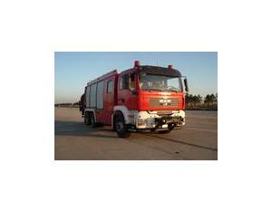 RY5201TXFJY200A Foam fire truck