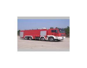 RY5358GXFPM180 Foam fire truck