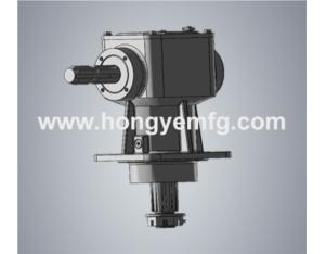 GTM-035L-Rotary cutter gearbox