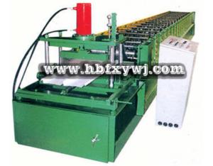 FX41-210-420-type hidden tile press