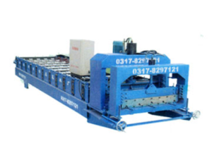 840 glazed tile machine