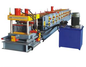 80-300C steel purlin forming machine