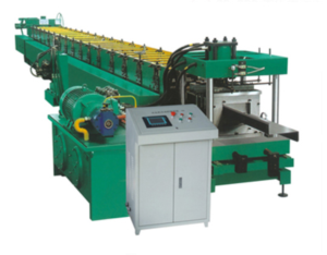 60-300 of the hydraulic drive Z purlin steel molding machine