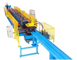 C Z steel machine