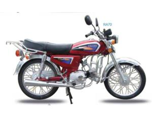 Motorcycle RA70