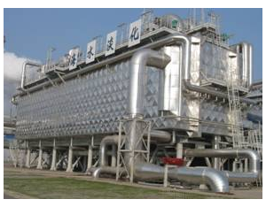Low temperature multi-effects distillation sea water desalination project of Shougang Jing