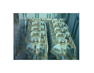Converter gas dry dedusting system