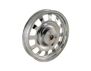 No.8051(chrom)  Motorcycle wheel