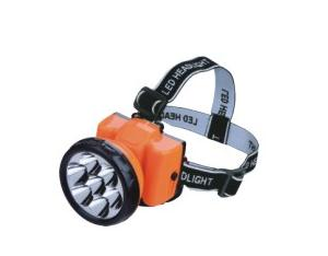 rechargeable head light