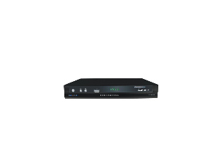 High-definition digital terrestrial receiver