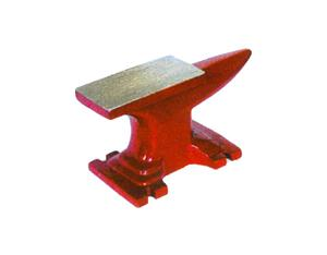 Cast iron anvils