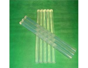 The transparent glue stick