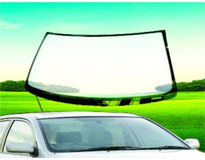 Solar-X heat-reflective automobile glass