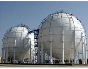 Spherical tank