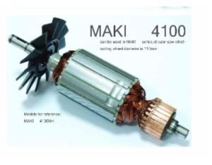 ARMATURE MAKI 4100