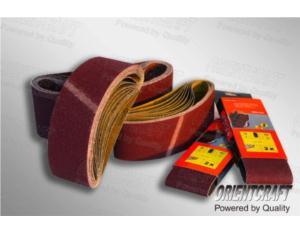 Aluminium oxide endless belts