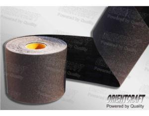 Silicon carbide abrasive cloth