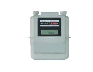 Wireless Networked Gas meter