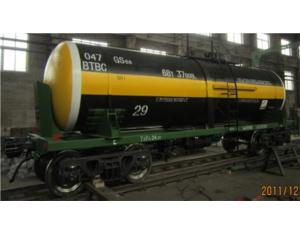 GS68 concentrated sulfuric acid tank wagon