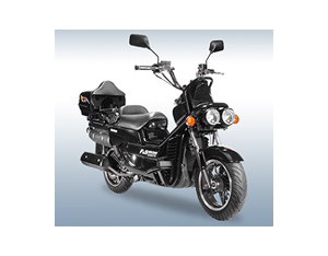 Peter Jackson's King Kong Motorcycle