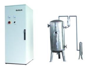 Sewage treatment ozone generator