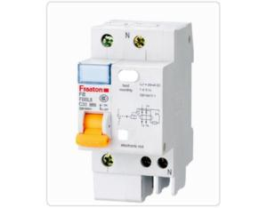 FBBL8 Electronic Residual Current Circuit Breaker with integral overcurrent protection(RCB