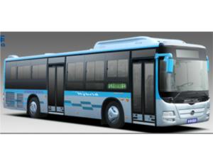 Hengtong Bus Newman Series - CKZ6116HEVA3